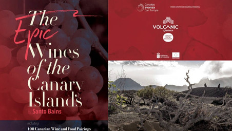 The Epic Wines of the Canary Islands
