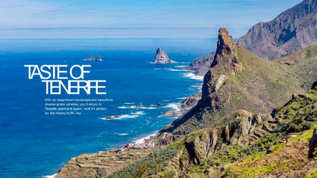 """Tim Atkin MW at Gourmet Traveller Wine: """"Tenerife is how the United Nations of Wine"""""""