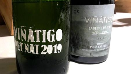 "Viñátigo presents ""Laderas de Teno"" and ""Pet Nat 19"""