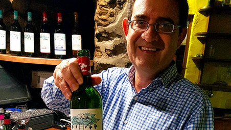 """Juan Jesús Méndez: """"We have been setting style in the wine sector for thirty years"""""""