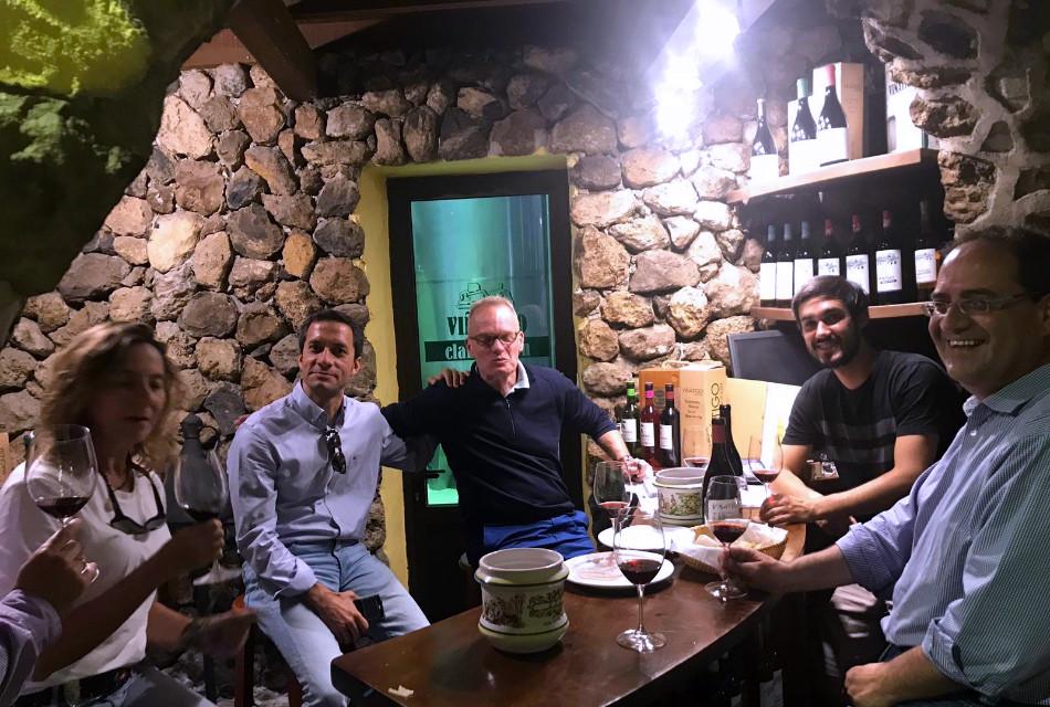 Tim Atkin on his recent visit to Viñátigo