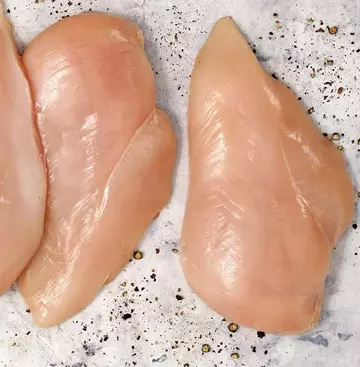 Chicken Breast - Raw Boneless, Skinless Roaster