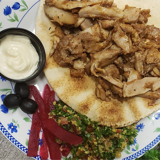 Shawarma - Chicken - Food Service