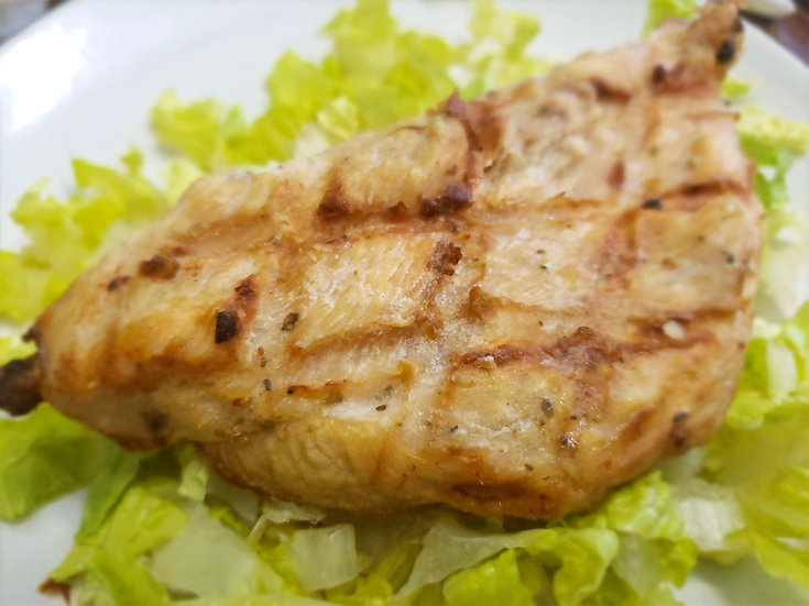 Char-marked Oregano Chicken Breast - Food Service
