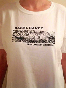 DARYL HANCE - HALLOWED GROUND LADIES T.j