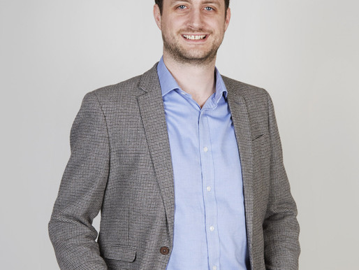 Five minutes with Ben Blomerley. Talking entrepreneurial leaders
