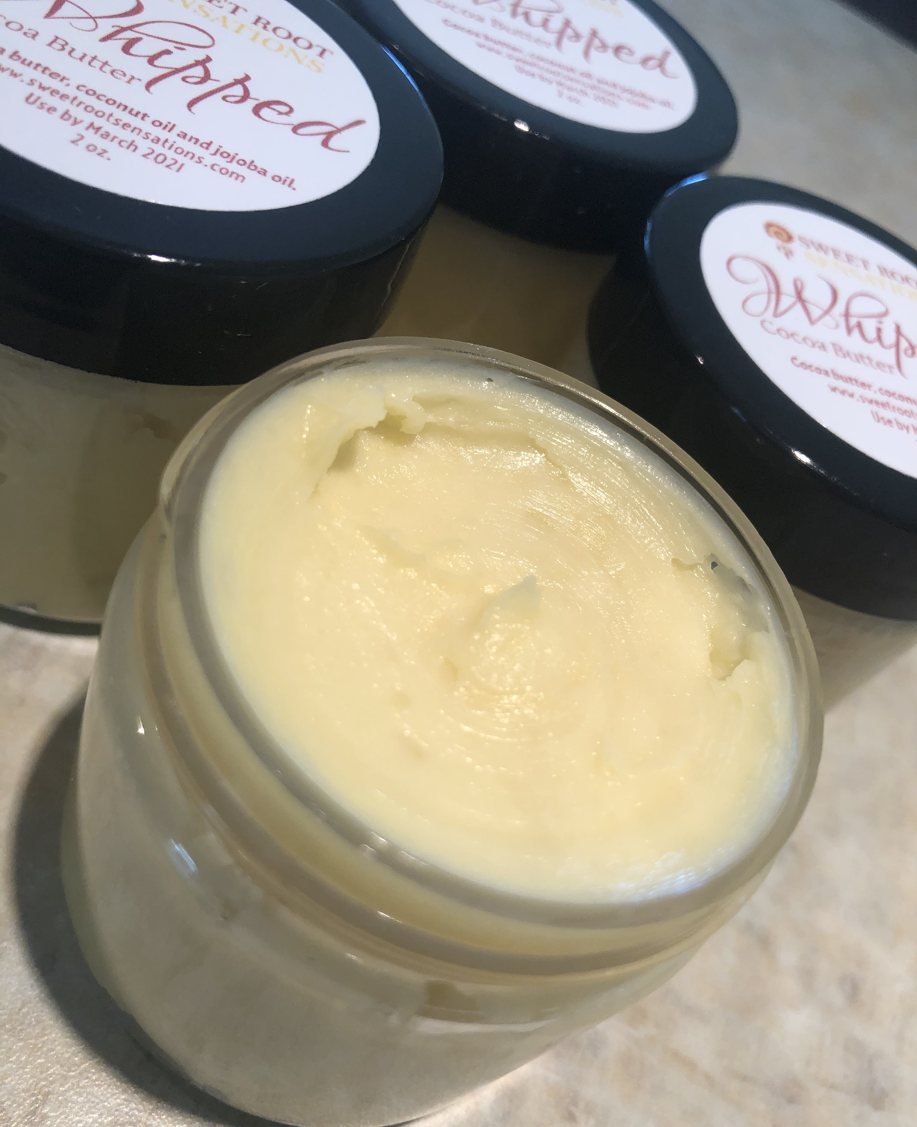 Whipped Cocoa Butter 2