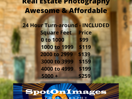 Real Estate Photography - Awesome & Affordable