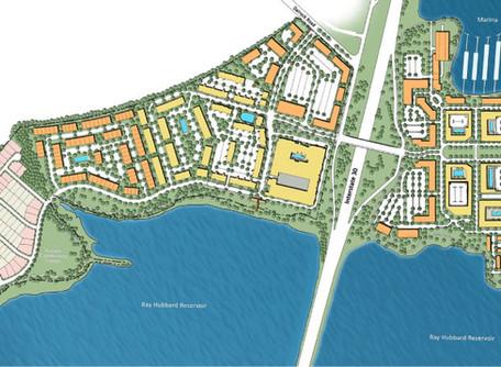 New Development to Transform Lake Ray Hubbard Area