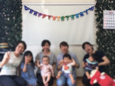 5/25ママ記念日パーティー