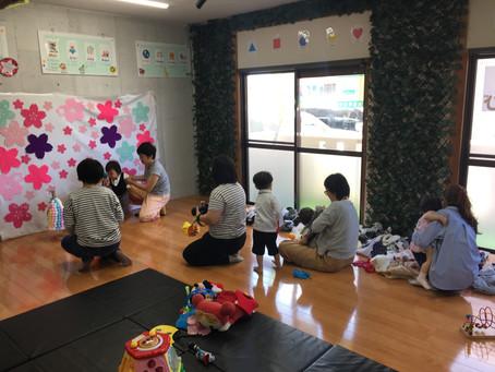 ママ記念日パーティー 4/27