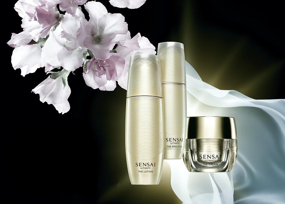 SENSAI Cosmetics - ULTIMATE - Öregedésgátló krémek