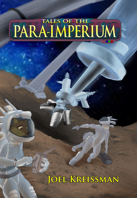 Front Cover Tales of the Para-Imperium.j
