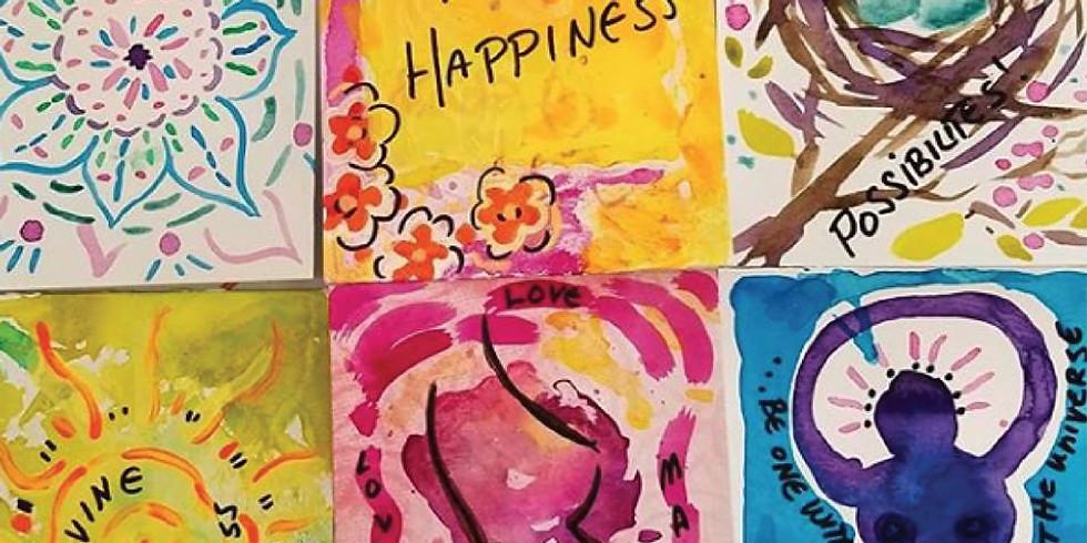 Watercolor Soul Cards (1)