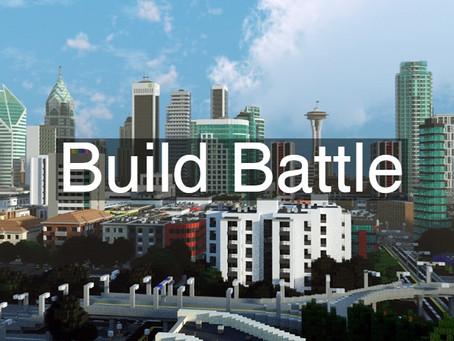 [Concours] Build Battle