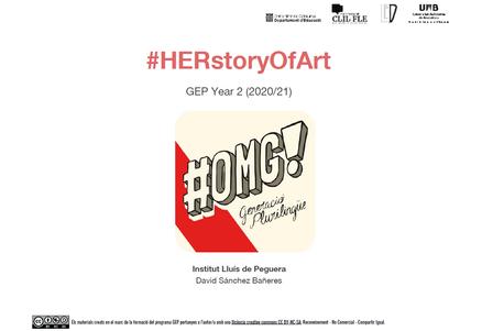 PBL: #HERstoryOfArt / feb to apr 2021