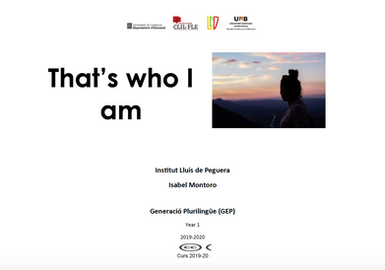 Unit: That's who I am / jan to feb 2020
