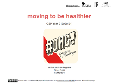 PBL: moving to be healthier / feb to apr 2021