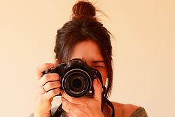 בעין המצלמה