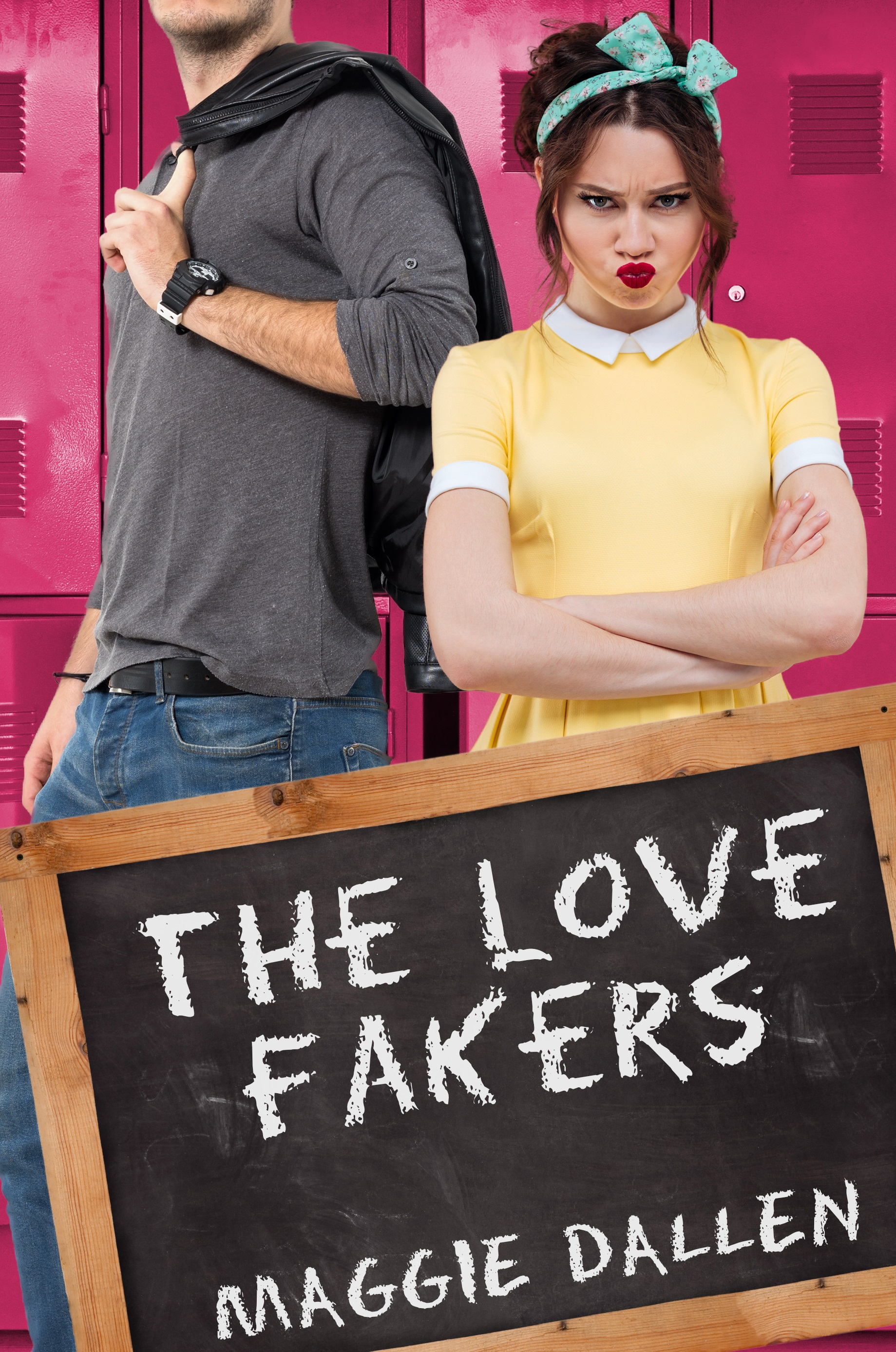 The Love Fakers_ebook