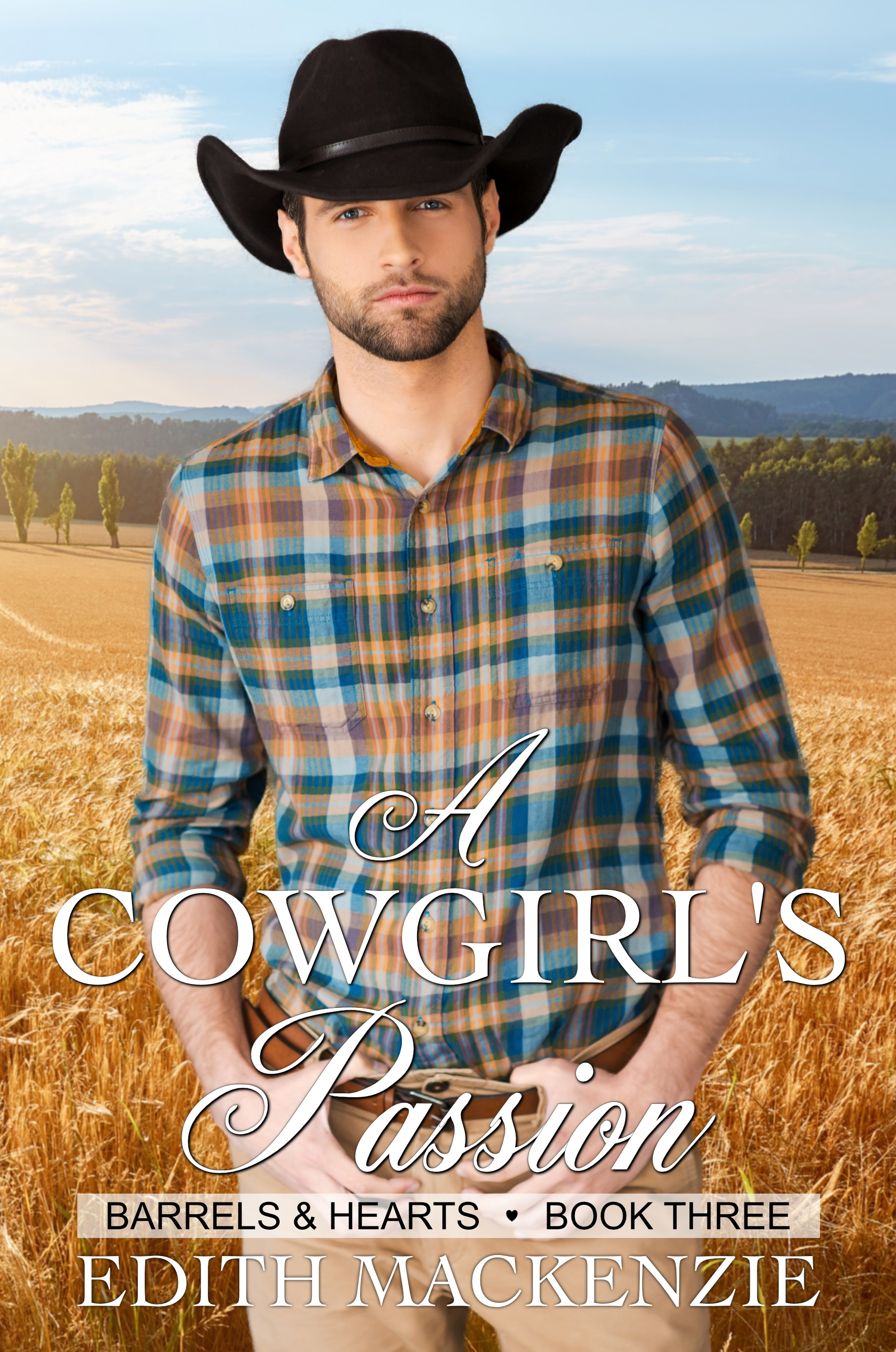A Cowgirls Passion_ebook