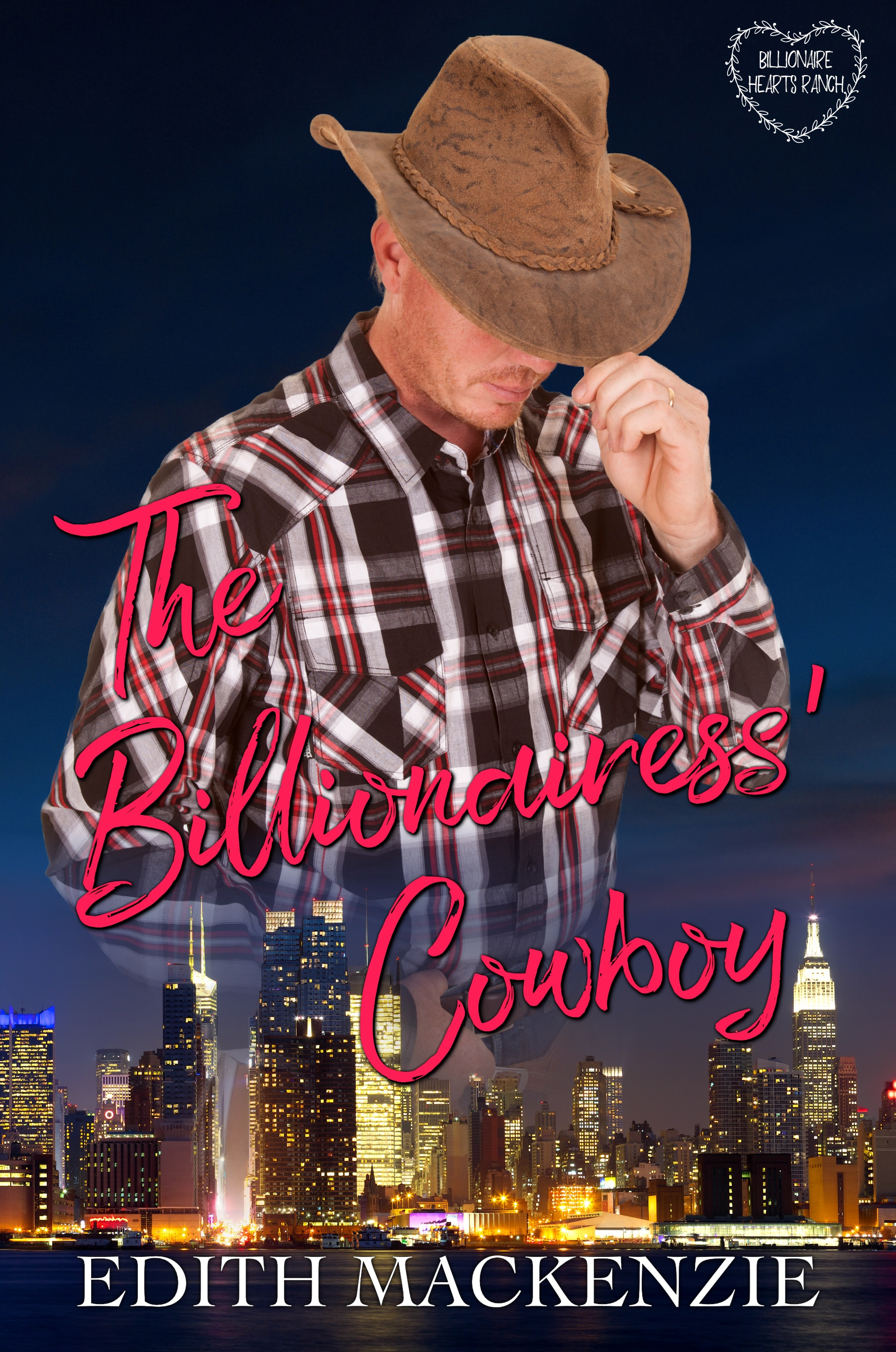 The Billionairess' Cowboy_ebook