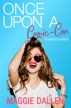 Once Upon A Comic Con_ebook