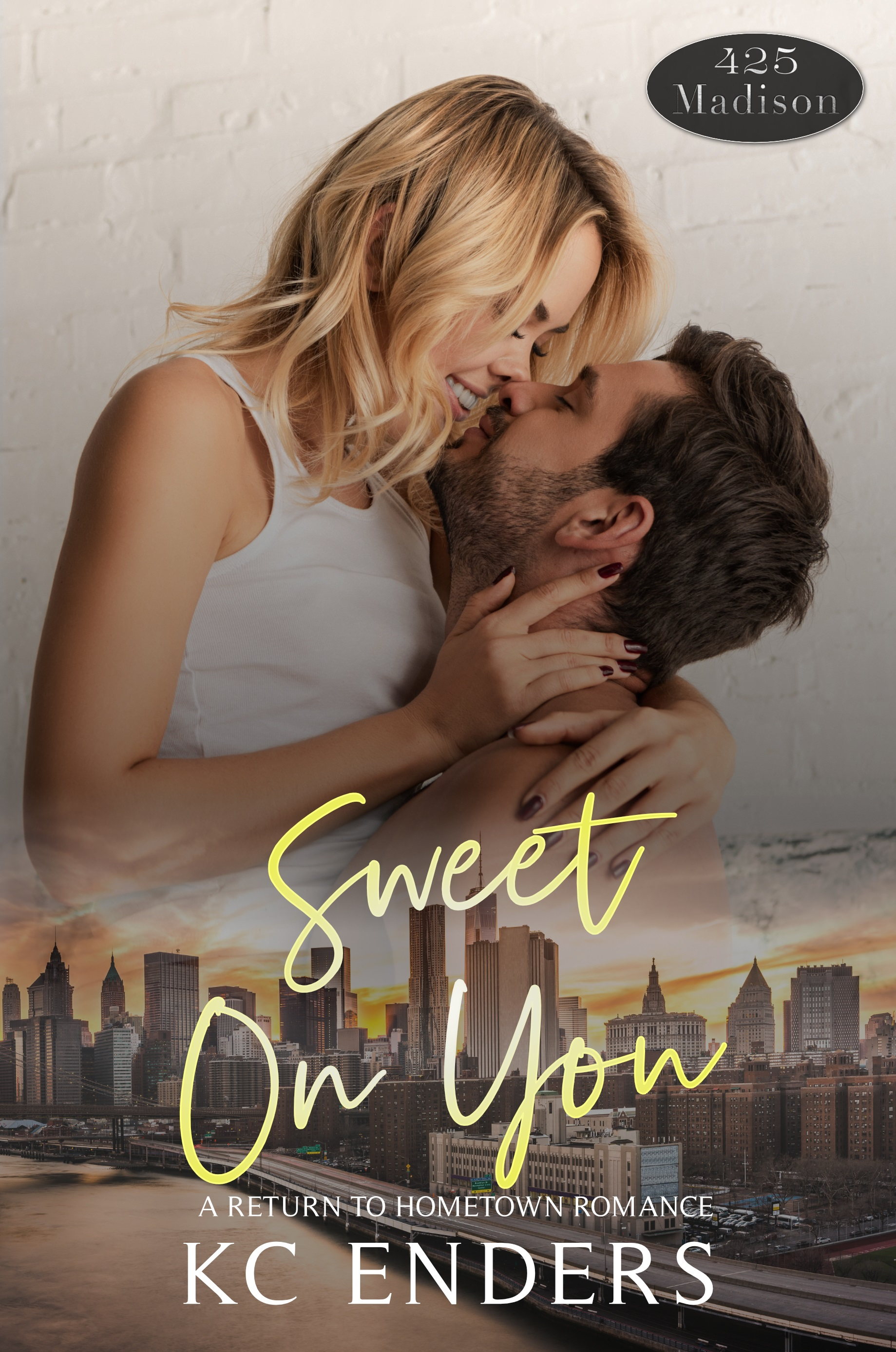 Sweet On You_ebook