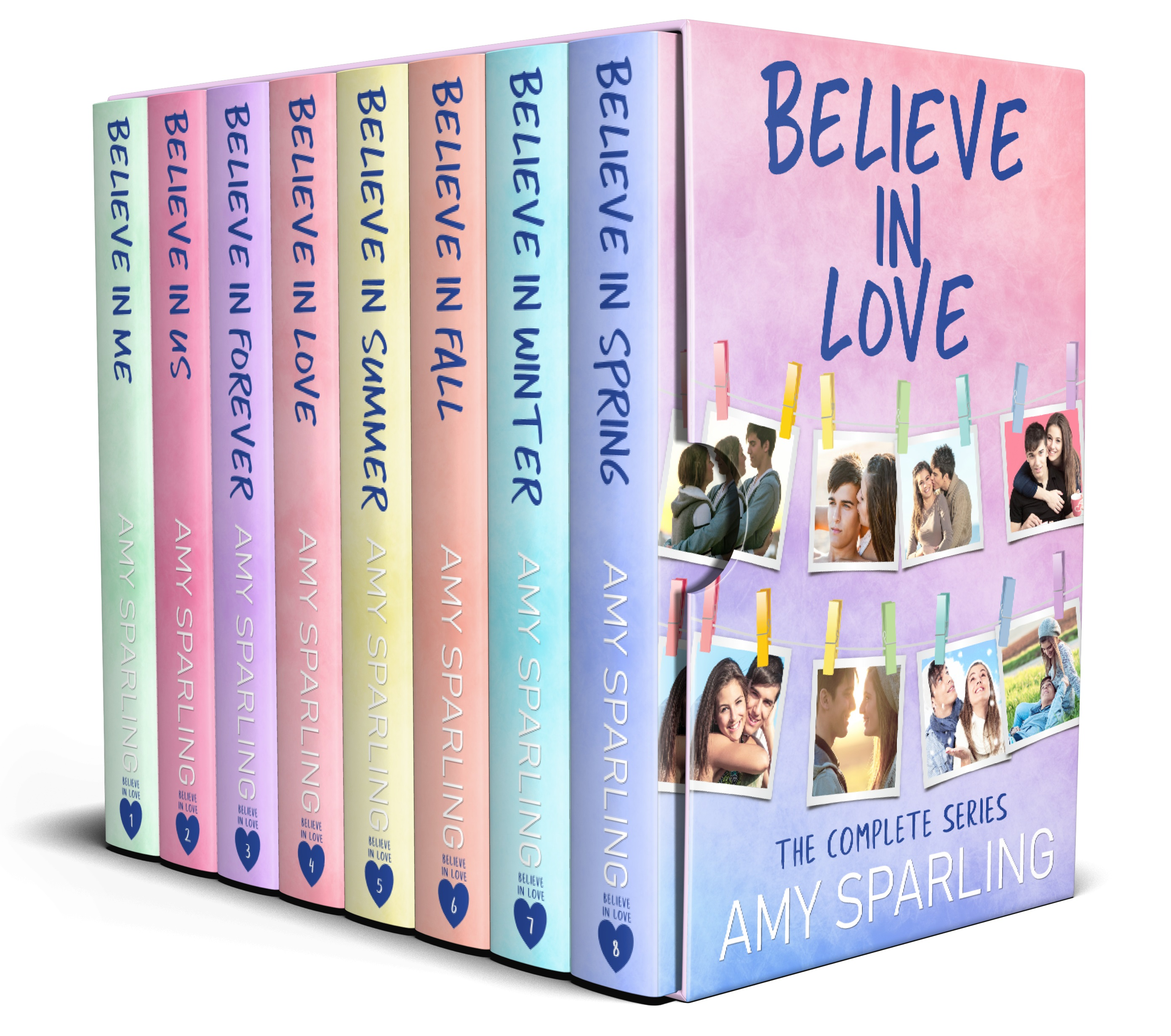 Believe in Love_boxset