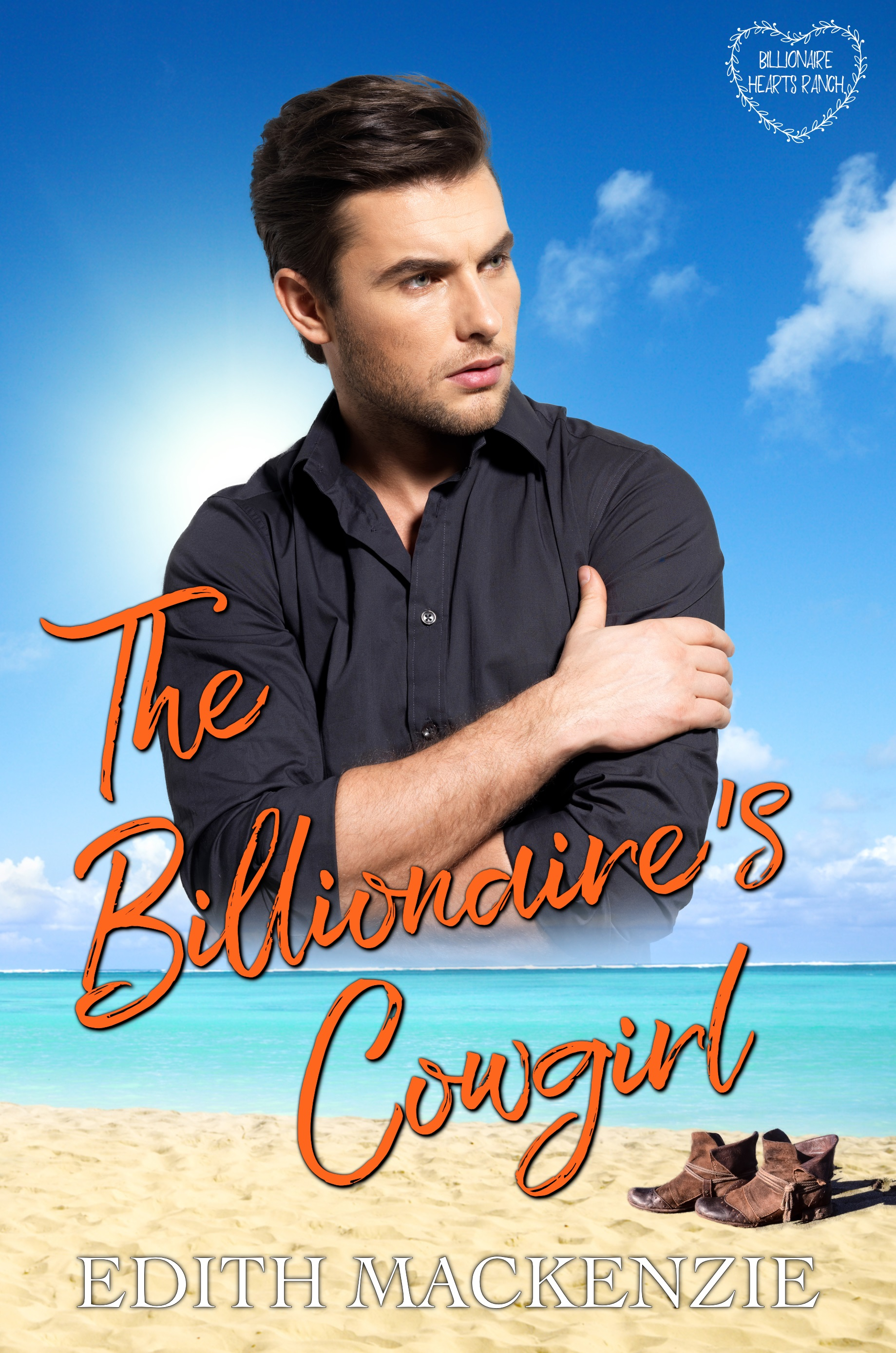 The Billionaire's Cowgirl_ebook