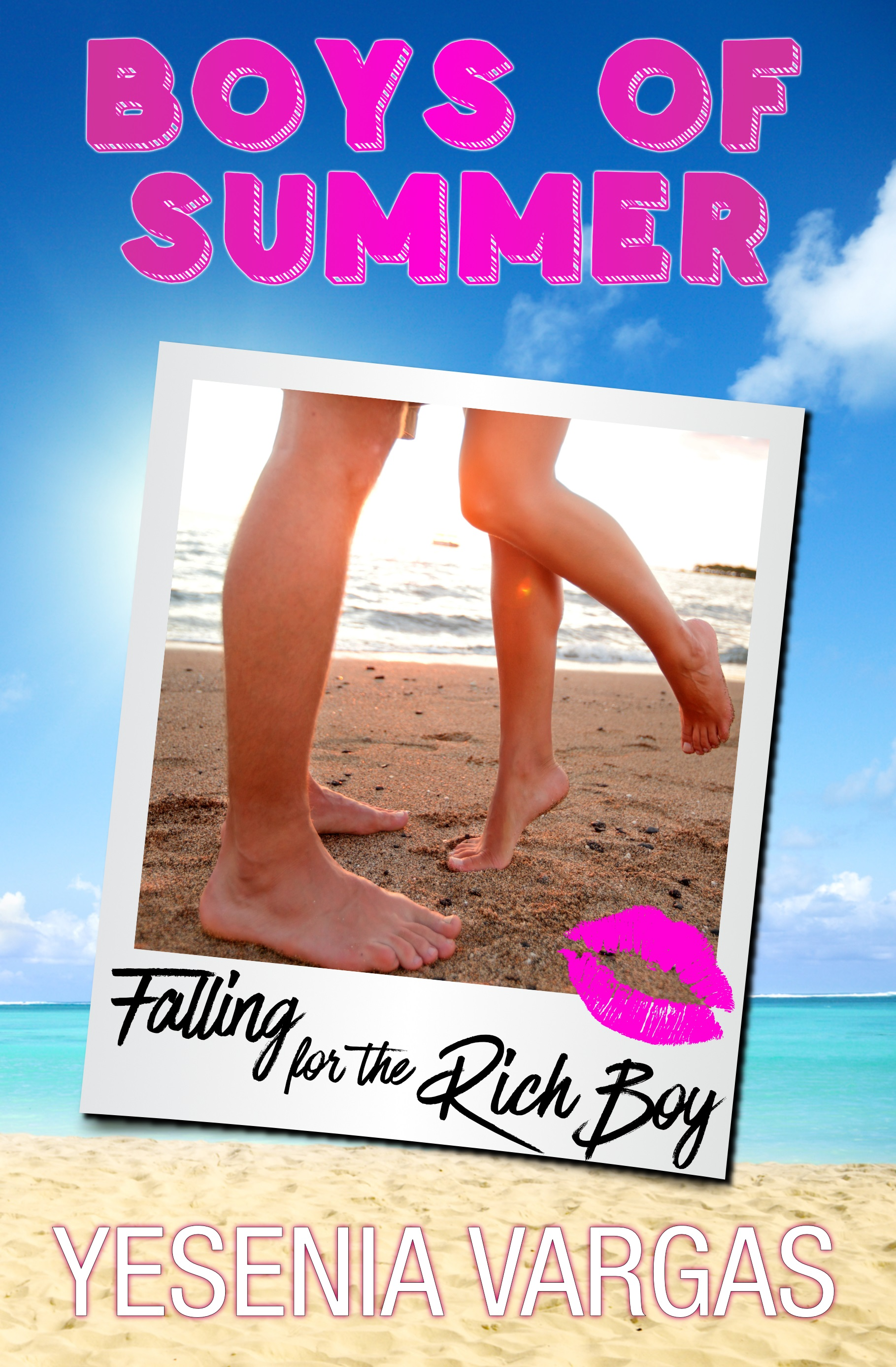 Falling for the Rich Boy_ebook