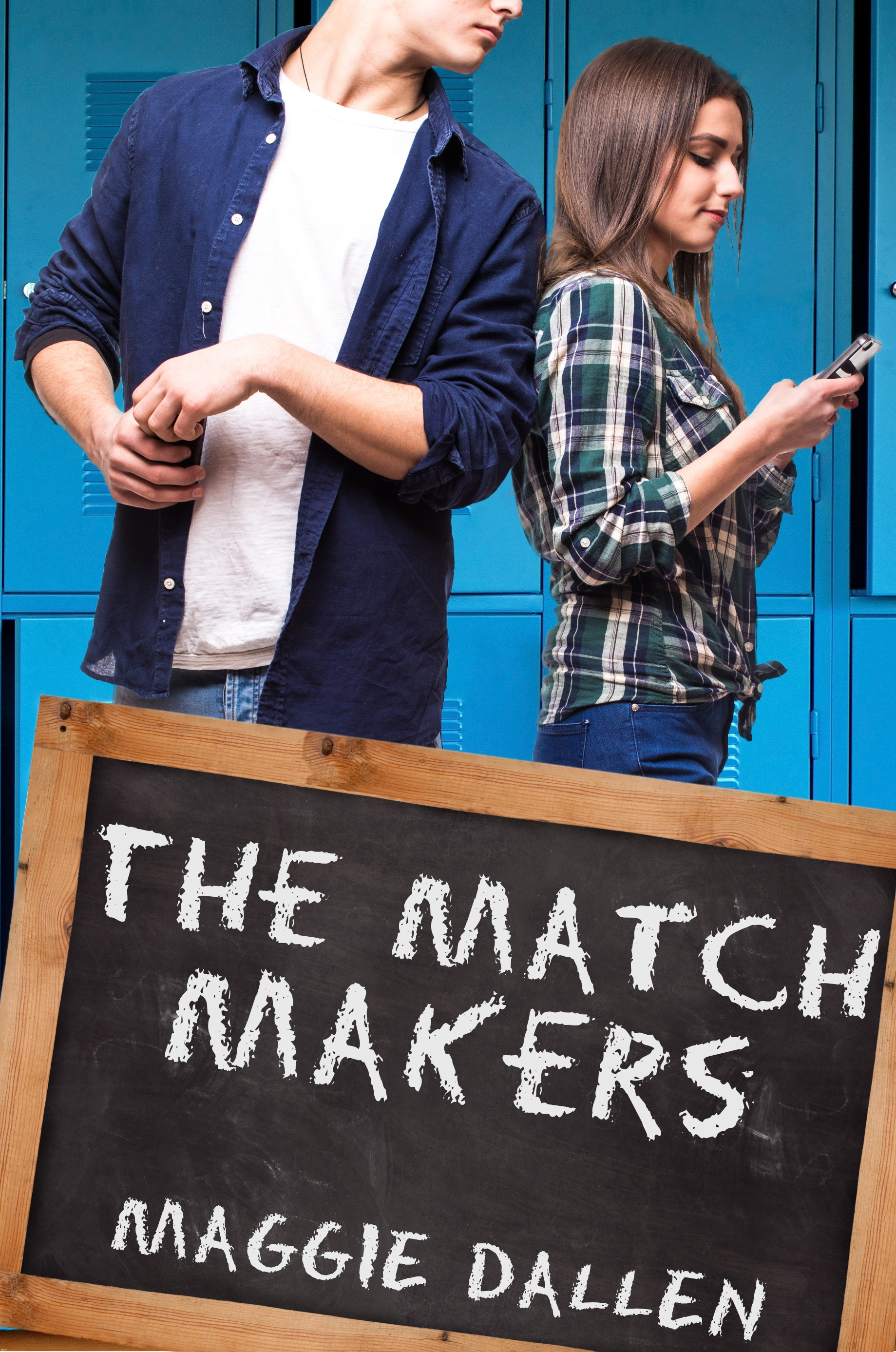 The Match Makers_ebook
