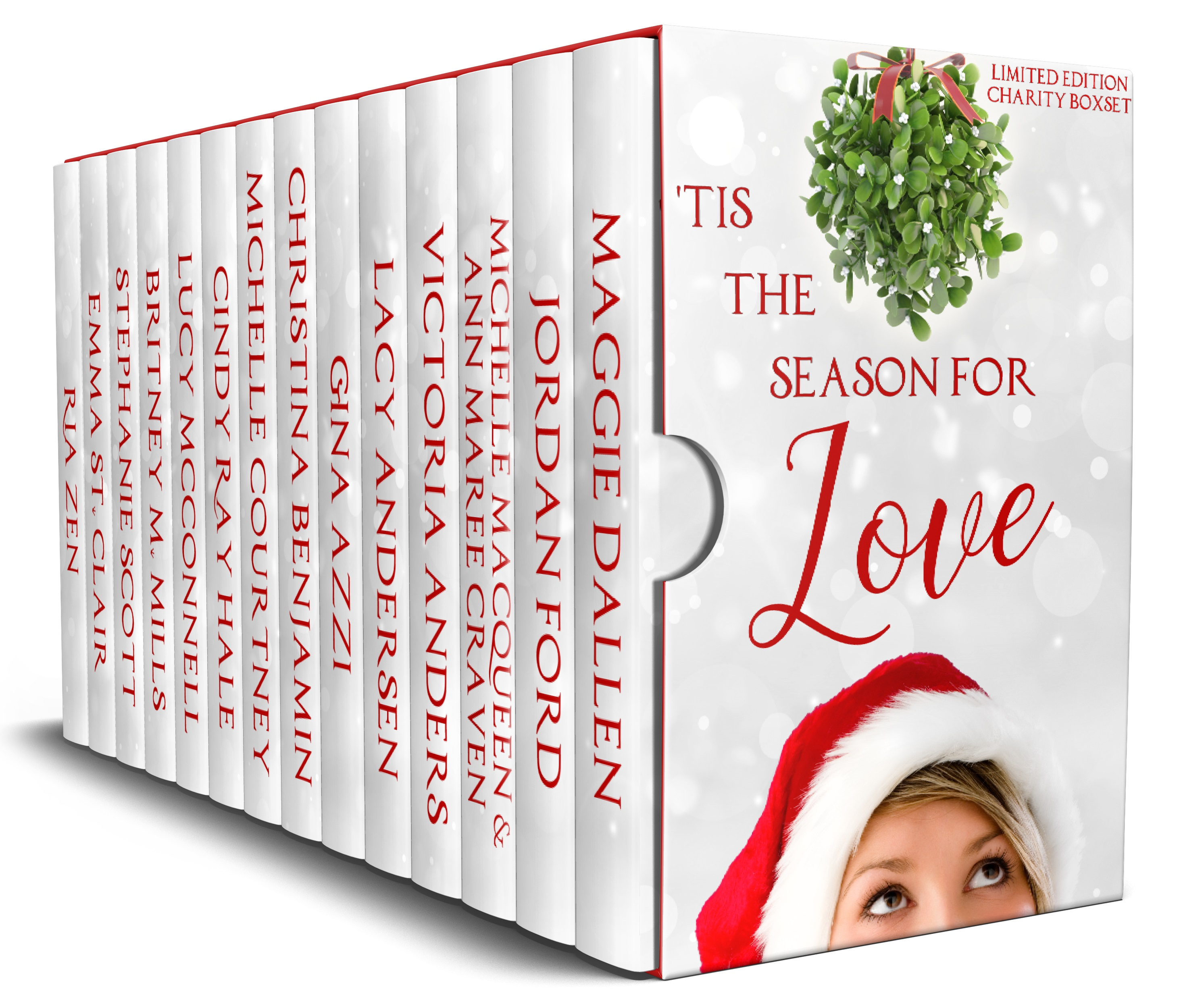 Tis The Season For Love_boxset