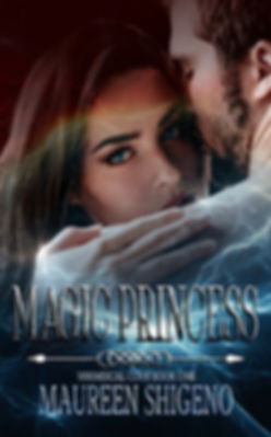 Magic Princess ebook cover