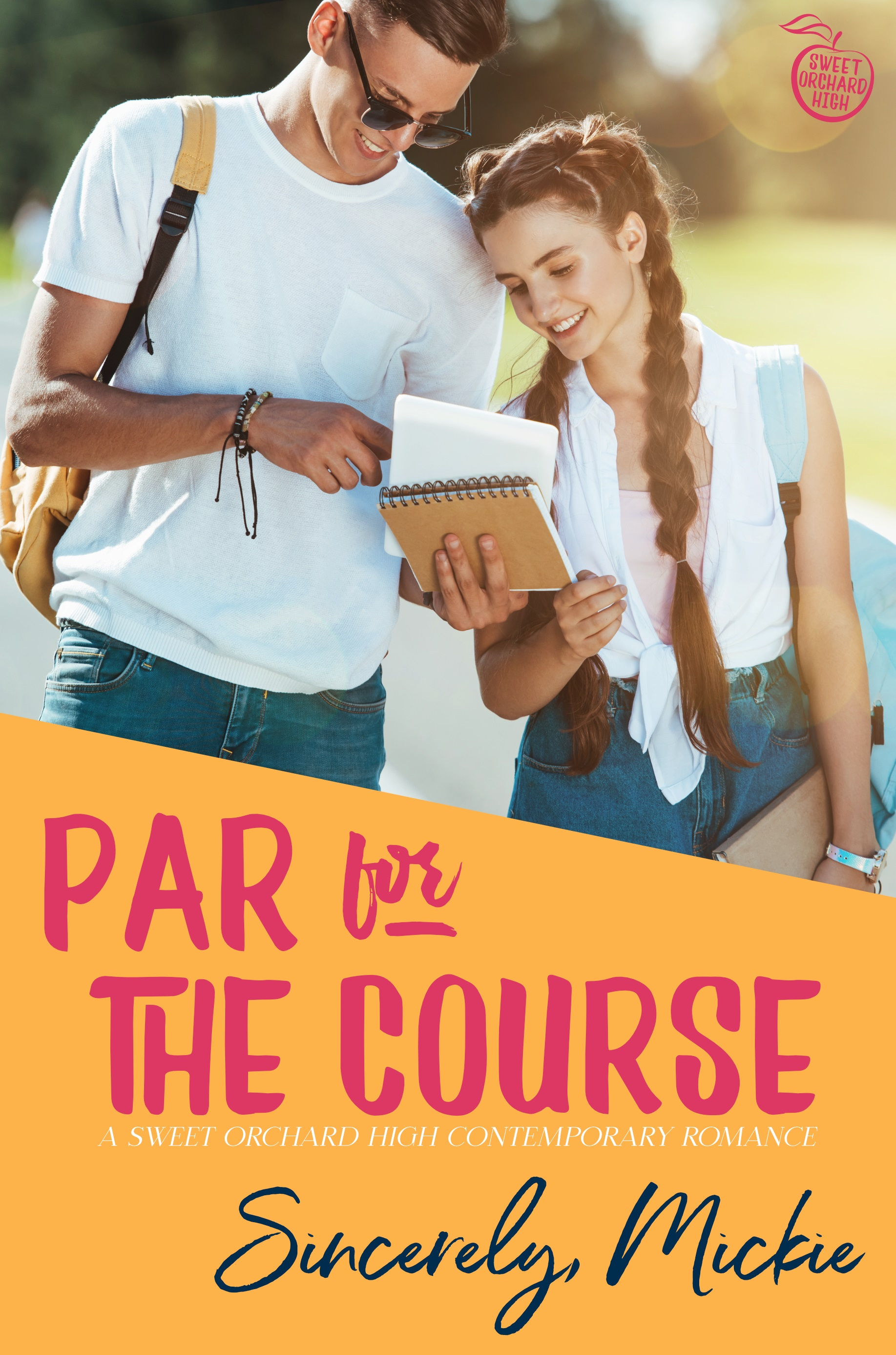 Par For The Course_ebook
