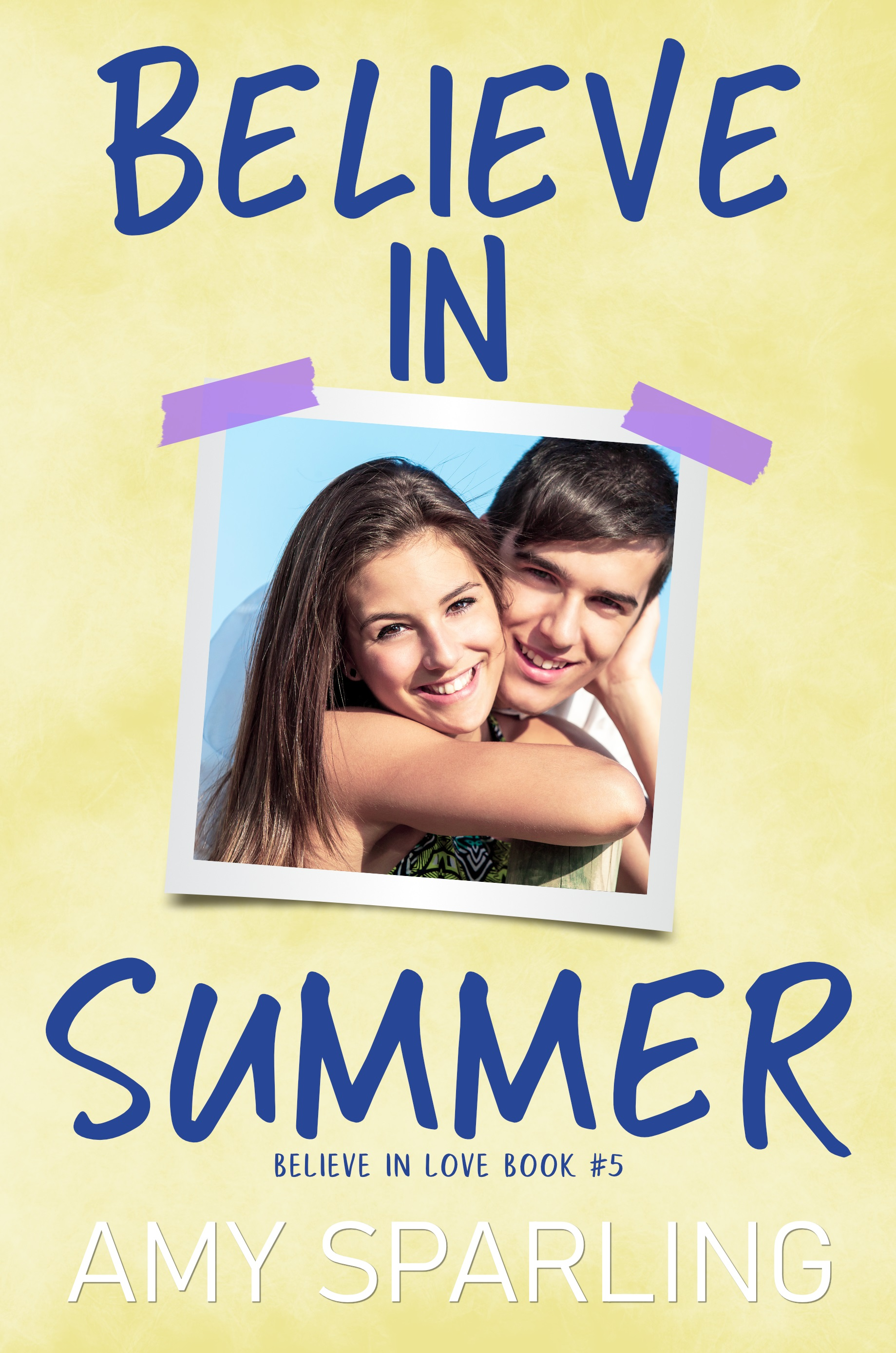 Believe In Summer_ebook