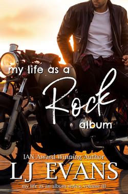 my life as a rock album