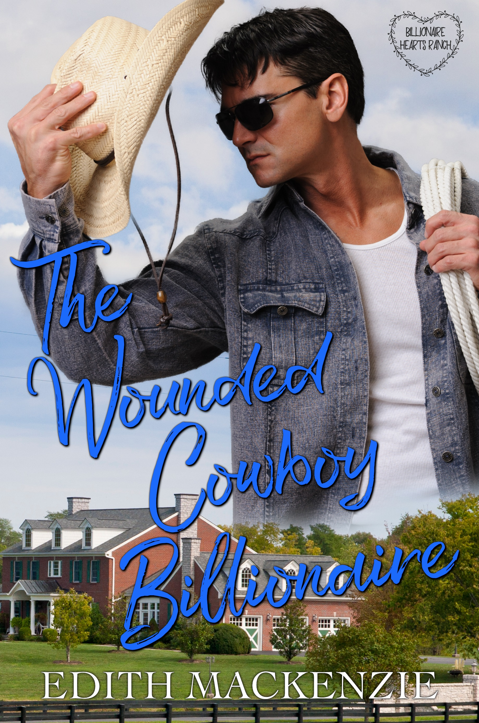 The Wounded Cowboy Billionaire_ebook