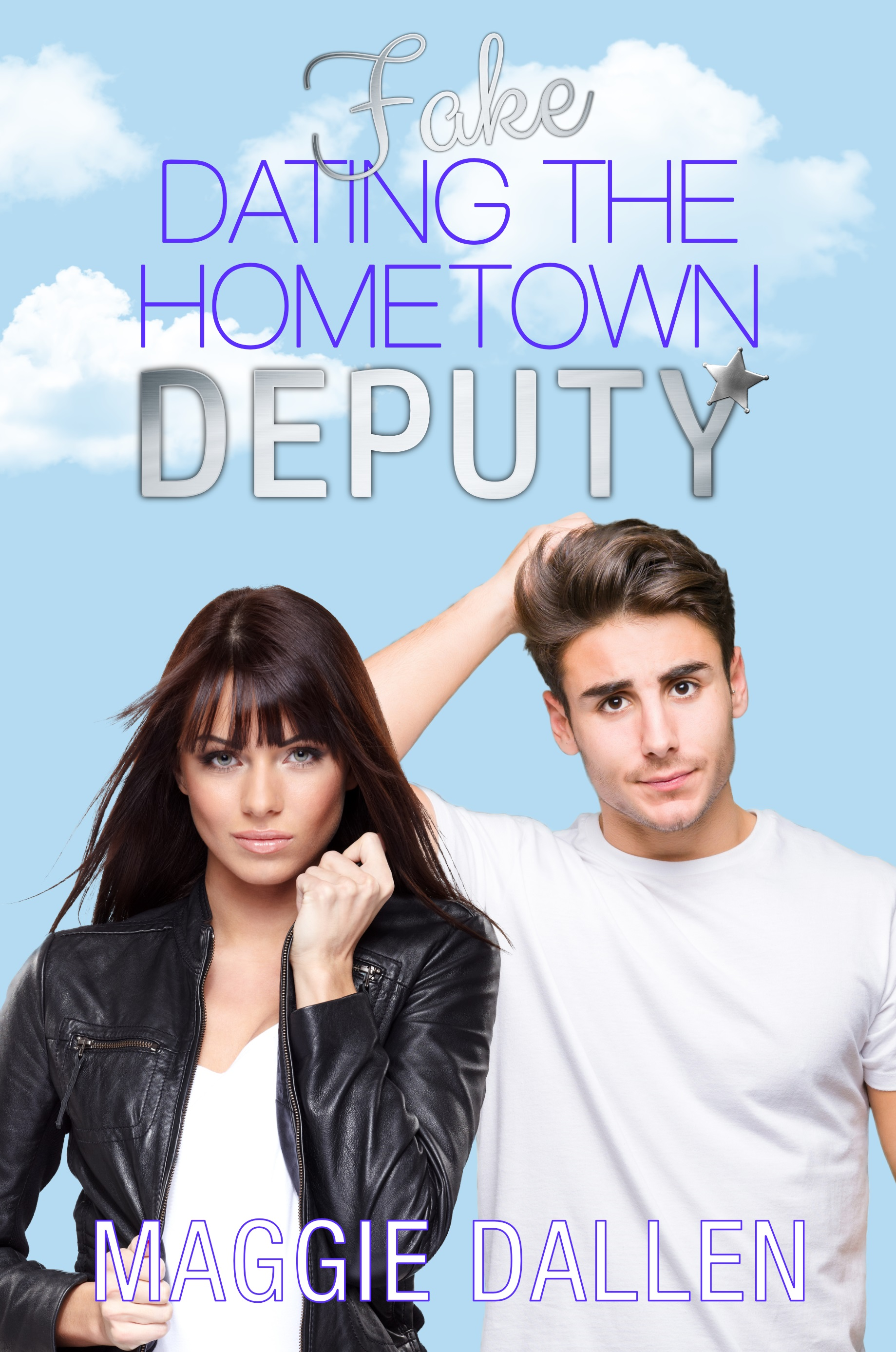 Fake Dating the Hometown Deputy_ebook