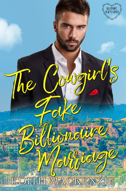 The Cowgirl's Fake Billionaire Marriage_
