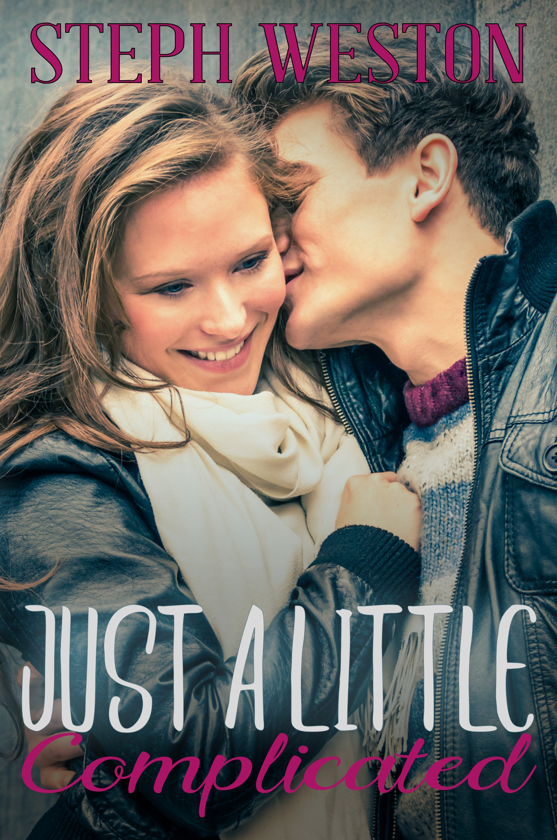 Just A Little Complicated_ebook