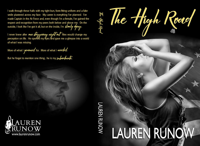 The High Road by Lauren Runow