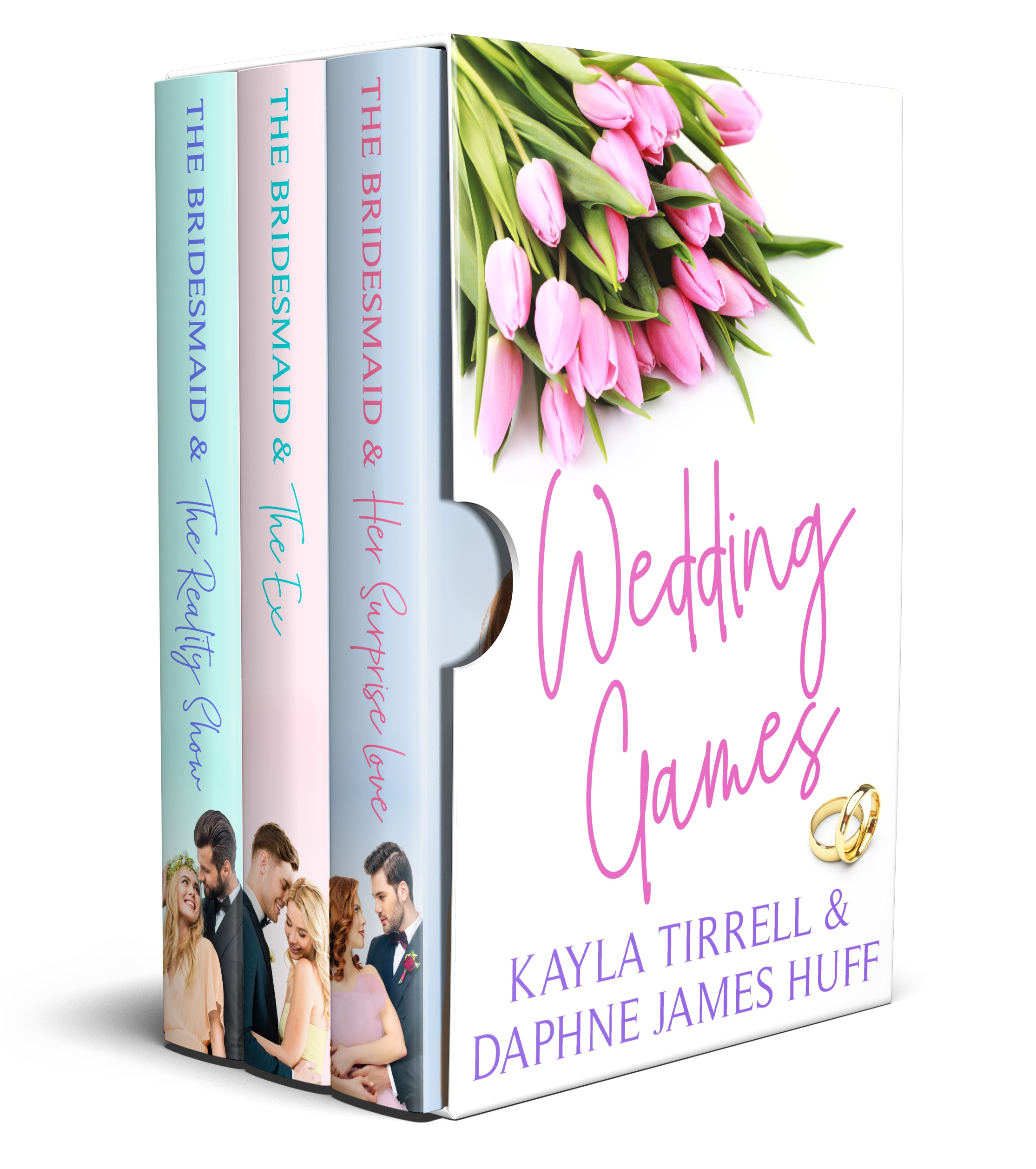 Wedding Games_3D boxset
