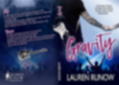 Gravity by Lauren Runow