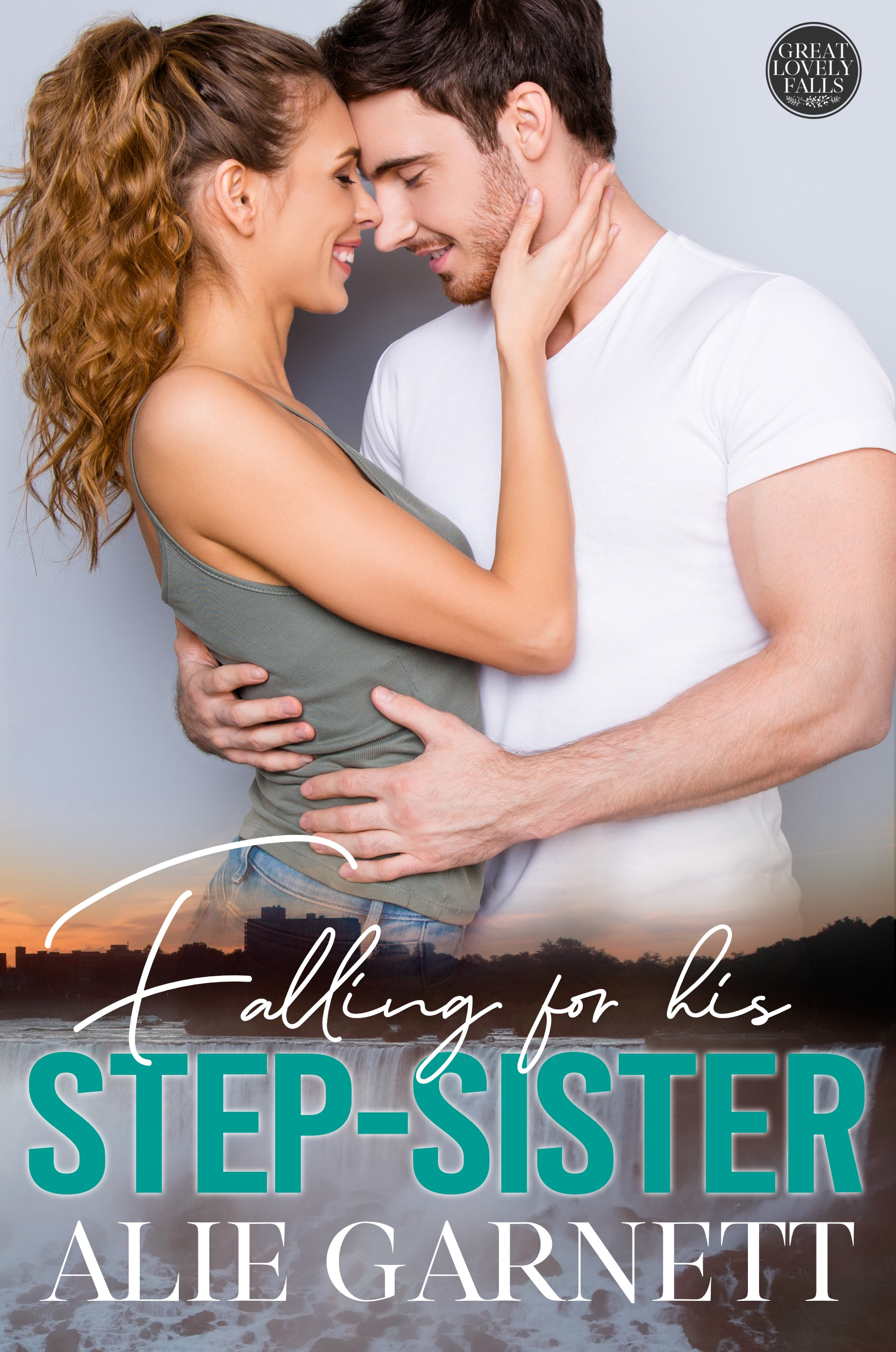 Falling For His Step-Sister_ebook