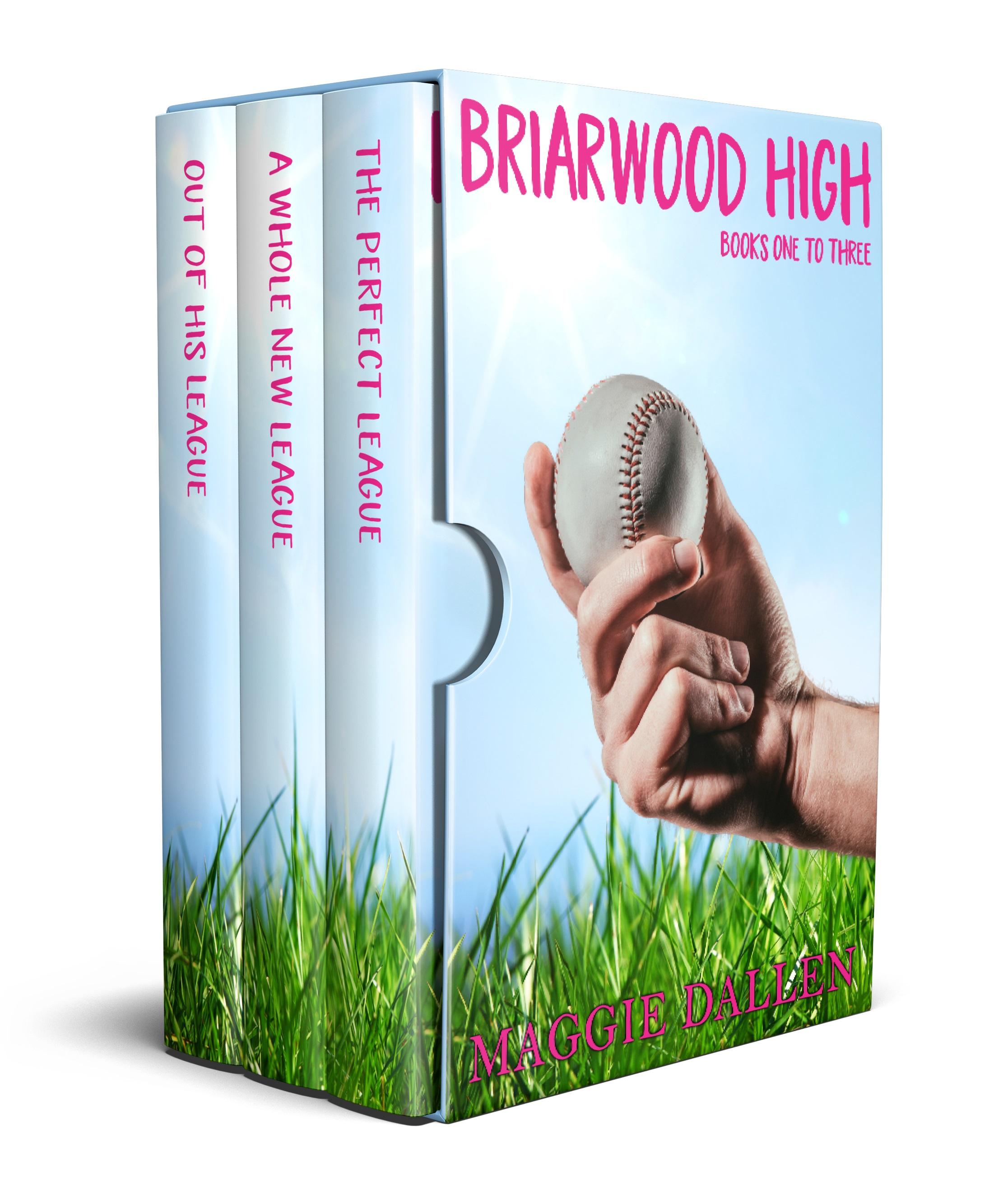 Briarwood High_boxset_3D