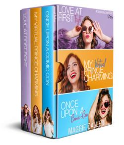 Geeks Gone Wild series boxset_3D