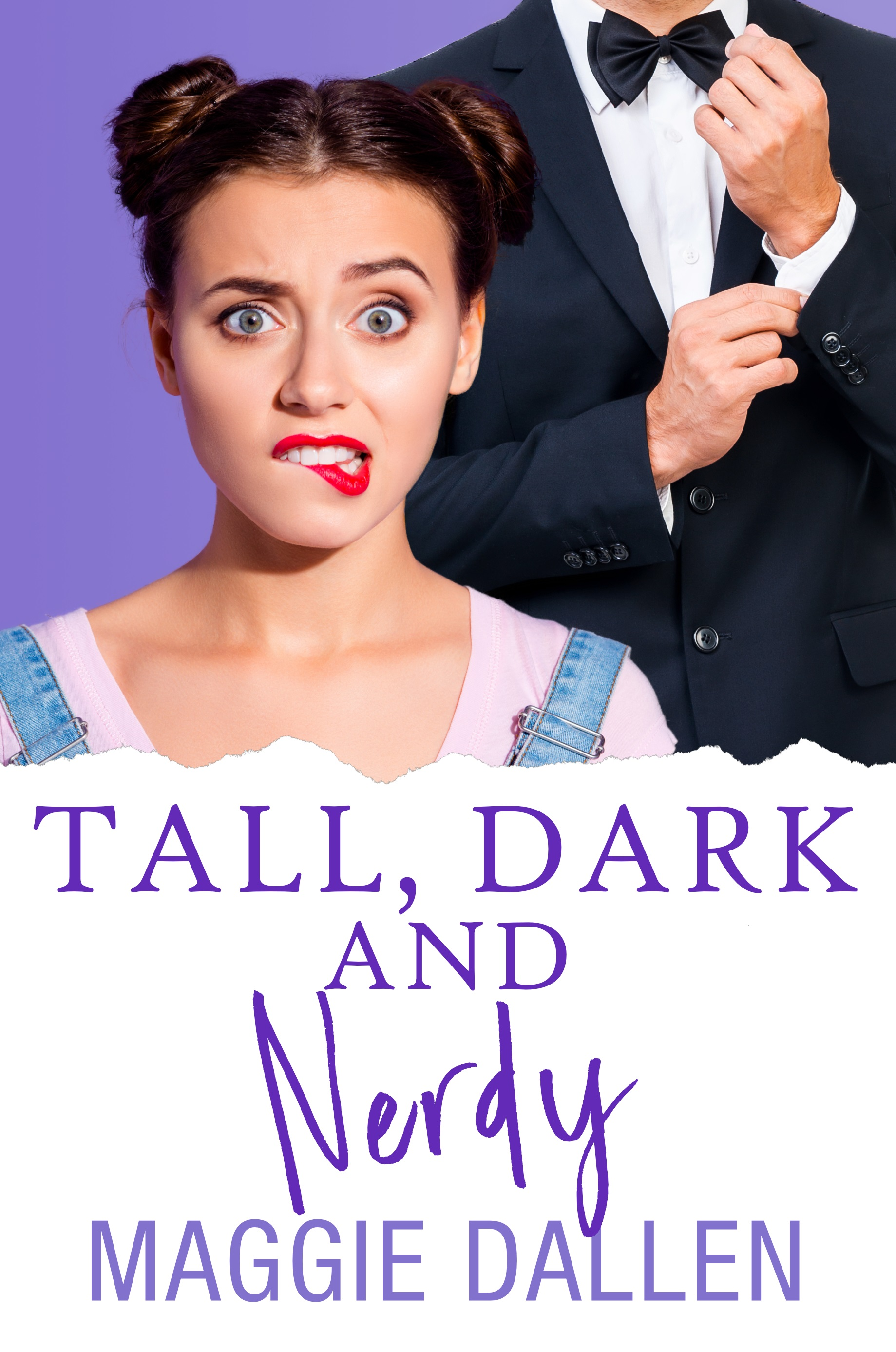 Tall Dark and Nerdy_ebook