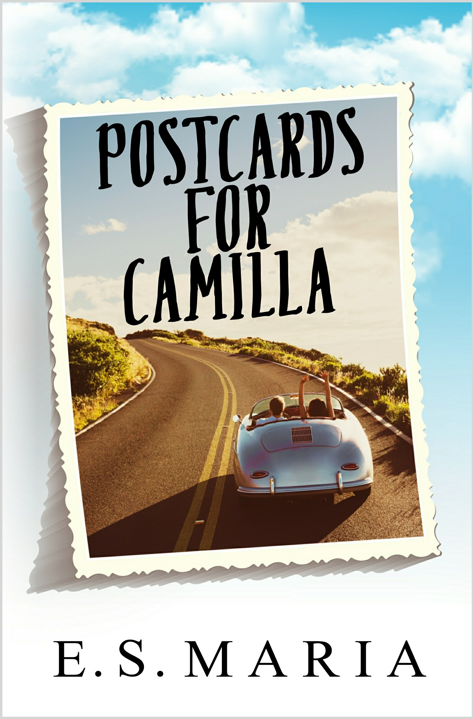 Postcards for Camilla