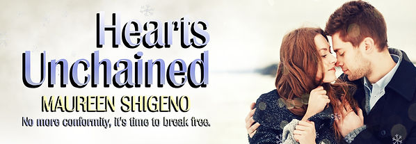 Hearts Unchained Bookmark